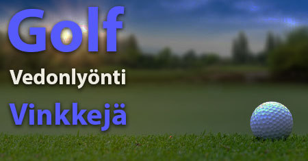 Golf Vedonlyönti